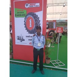 Male Event Security Guard Service, in Client Side