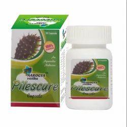 Pilescure Capsules, Grade Standard: Medicine