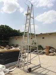 Roadstar Aluminium Tower Ladder