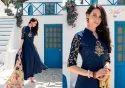 Mugdha Maslin Kurti With Stole New Design Catalog