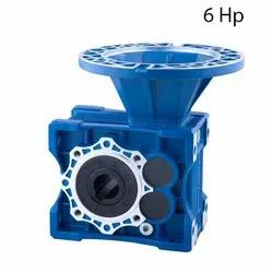 Casting Iron Worm Gearbox