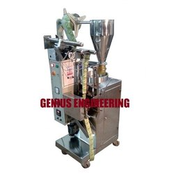 4 Side Sealed FFS Pouch Packaging Machine