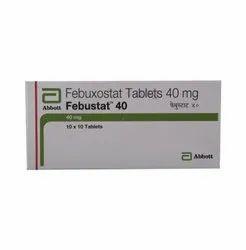 Febuxastat Tablets