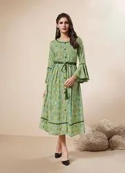 Pr Fashion Launched Beautiful Designer Kurti