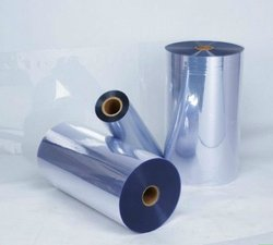 Transparent Rigid PVC Rolls