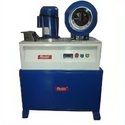 Flexon Make Horizontal Type Hose Crimping Machine