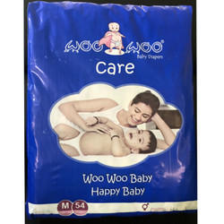 Medium Super Jumbo Care Baby Diaper