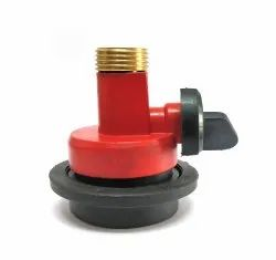 MPA-V-101 RED LPG High Pressure Adapter, For Hotel/Restaurant