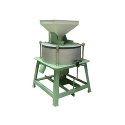 Semi-Automatic Mild Steel Flour Milling Machine, 1-5 Hp, Single Phase
