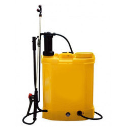 Yellow Agricultural Hand Sprayer