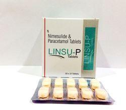Nimesulide 100mg Paracetamol 325mg DT