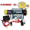Wireless Remote Electric Dc Winch