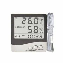 Thermohygrometer Calibration