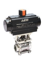 Pneumatics Ball Valves