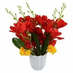Artificial Flower Gladulous Arrangements