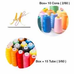 Polyester & Nylon Sewing Threads ( Yarn )