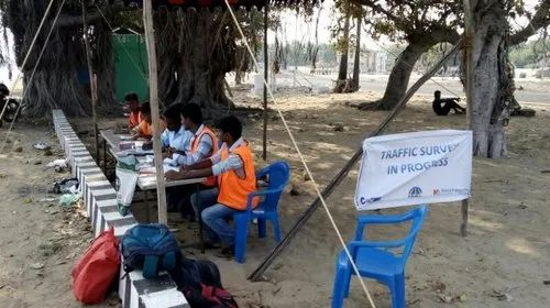 Classified Turning Movement Count in Medavakkam, Chennai