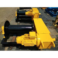 Electric Winch, Capacity: 1-100 Ton