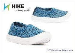 K 1 BLUE Canvas Shoes