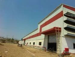 Industrial Convention Steel Sheds