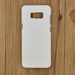 White Plastic Sublimation Mobile Case Cover