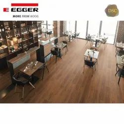 EGGER Laminate Wooden Flooring - AC4 Castle Series - EPL066 Red Langley Walnut