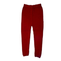 Red Woolen Kids Leggings