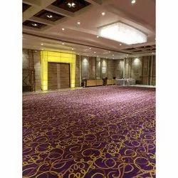 Chawla Carpets Non Woven Banquet Printed Carpet