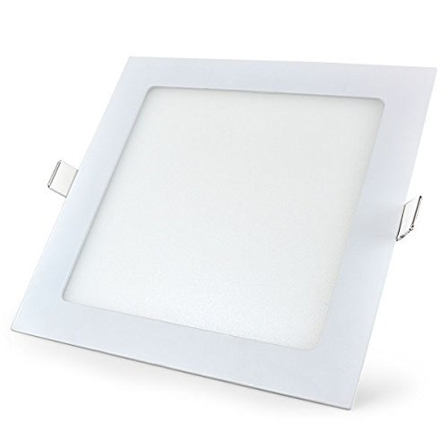 Cool White 7 W LED Square Panel Light, for Home