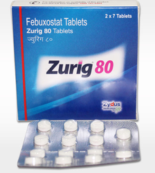 Zurig 80 Mg Tablet
