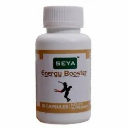 Energy Booster Capsules