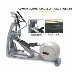 CT 671 Luxury Commercial Elliptical Cross Trainer