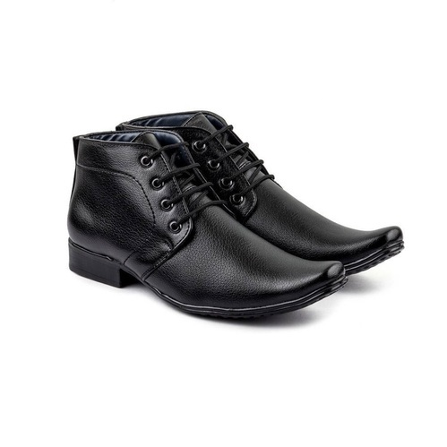 Party And Formal Black Tan Office Lace Up Shoe For Boy Man