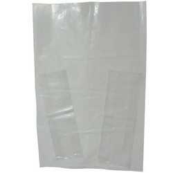 Transparent LDPE Packaging Bags