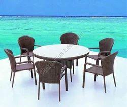 Cafeteria Rattan Furniture