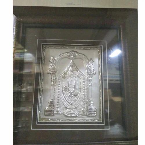 999 Silver Lighting Frame