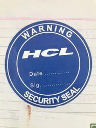Vinyl Printed Sticker