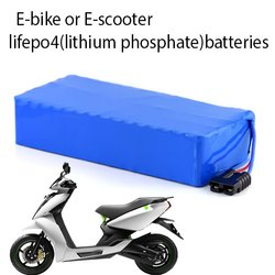 72V 45Ah Electric Scooter LiFePO4 Battery with 2 years warranty 8 years service