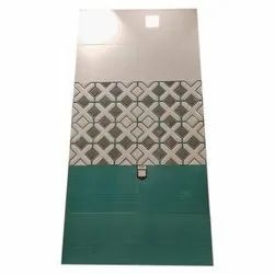 Gloss Interior Wall Tiles, Thickness: 5-10 mm