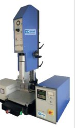 Automatic Ultrasonic Plastic Welding Machine