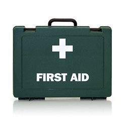 Box A Plastic First Aid Kit