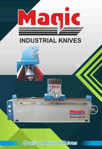 Automatic Knife Grinder Machine