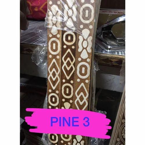 Decorative Wooden Beading Door Skins Panels Profile Pakshal