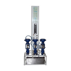 Process Control Lab Equipment - Control Valve Apparatus Manufacturer
