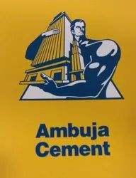 Ambuja OPC (Ordinary Portland Cement) Ambhuja Cement, Packaging Size: 50, Cement Grade: General High Grade