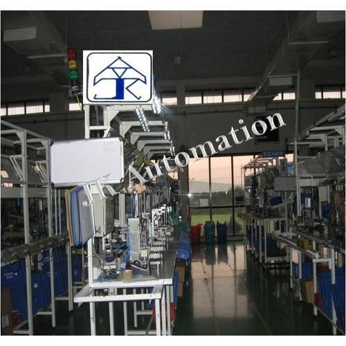 OEM Manufacturer of Assembly Lines & Hydraulics Machine by