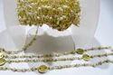 Natural Pearl Coin Chain
