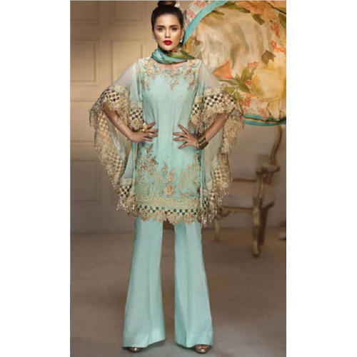 c0a23c96cd Medium And XL Embroidered Lawn Pakistani Suit, Rs 600 /piece | ID ...