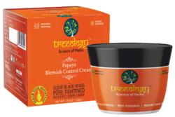 Treeology Blemish Control Cream, Packaging Size: 50 gm