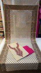 French Knot Design Salwar Kameez